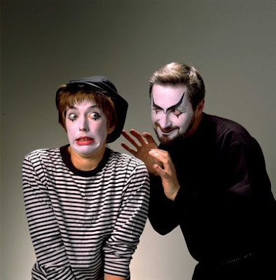 Peter and the Wolf, Members of Magic Circle Mime Company, photo by David Watanabel