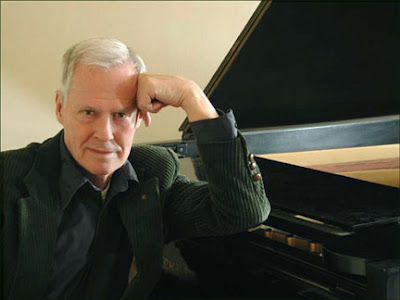 Ned Rorem, photo by Christian Steiner