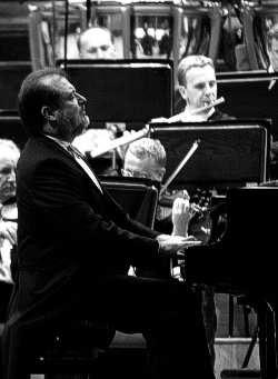 Garrick Ohlsson, pianist