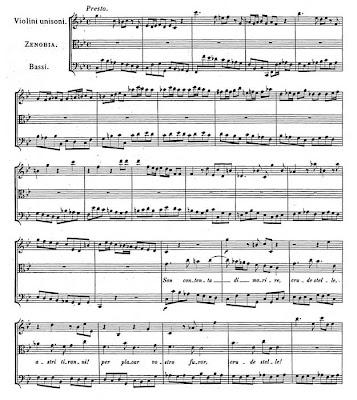 Handel, Son contenta di morire, from Radamisto