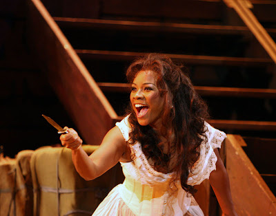 Denyce Graves in Carmen, Washington National Opera, photo by Karin Cooper