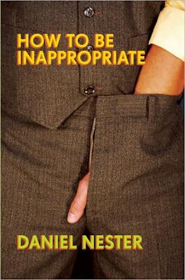 inappropriate Design de couverture de Livre