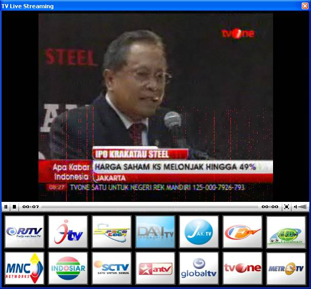 TV Streaming Indonesia Gratis http://sepuluhjariku.blogspot.com/2010/11/new-indonesia-tv-streaming.html