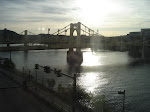 Allegheny River bridge