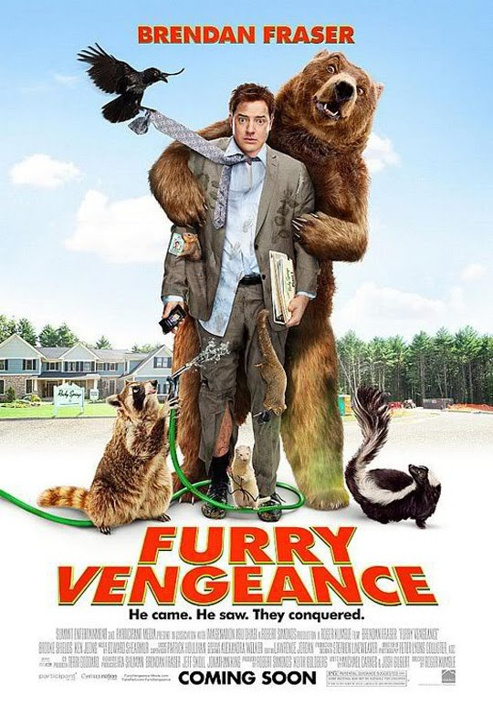 Furry Vengeance - Furry Vengeance (2010) Poster