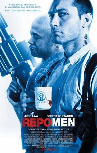 Repo Men - Repo Men (2010) Poster