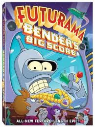 Futurama: El gran golpe de Bender (Futurama: Bender's Big Score!) (The Futurama Movie) (2007) Español Latino