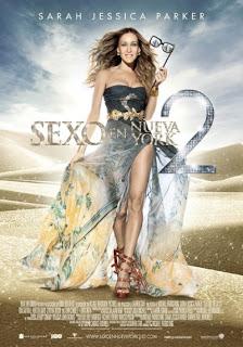 Sexo en Nueva York 2 (Sexo en la Ciudad 2) (Sex and the City 2) (2010) Español Latino