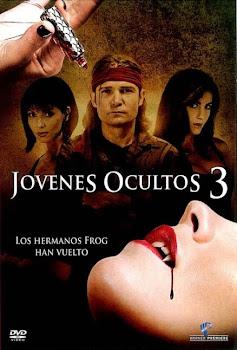 Jóvenes Ocultos 3: Sed de Sangre (Lost Boys: The Thirst) Poster