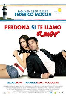 Perdona si te llamo amor (Scusa ma ti chiamo amore) (2008) Español Latino
