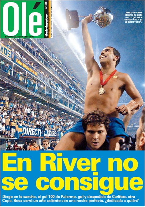 ver copa sudamericana 2006: