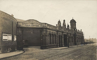 Great Central Station, Leicester