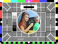 a screen-shot of BBC's testcard F