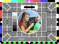 a screen-shot of BBC's testcard F