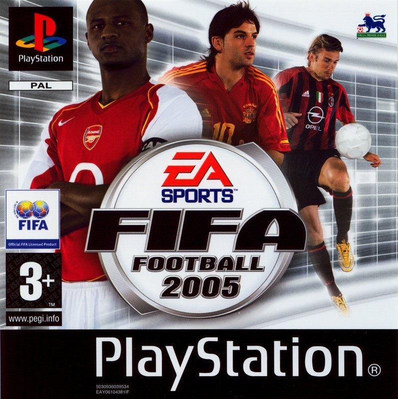 Fifa 2005 [PC] [400MB] [FULL] [FS] [HF] [BS] [DF]