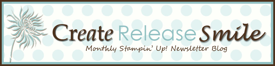 Ellie's Stampin Newsletter