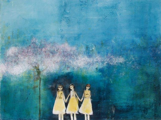 Paintings By Nevin Hirik