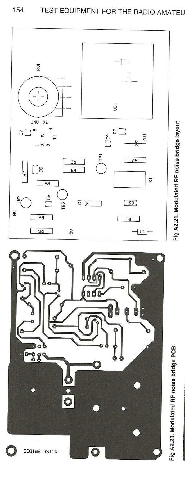 Antenna Noise Bridge Shortwave Listener Site Zs1jhg Schematic Diagram Of Wien Oscillator Circuitjpg For Those Who Like To Homebrew And Need Detailed Build Instructions As I Do Have Attached A From Test Equipment By Clive Smith G4fzh Using