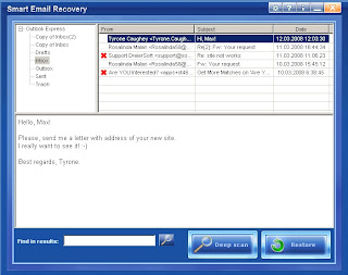 Smart Email Recovery Descargar