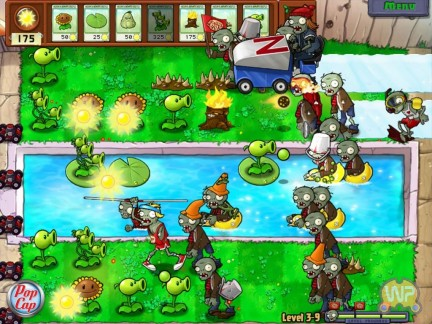 Plants vs zombies oyunu aok tr blog
