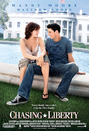 My Favourite film : Chasing Liberty (Mandy Moore & Matthew Goode)