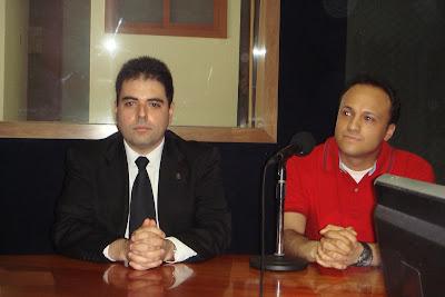 Quinta foto durante la entrevista
