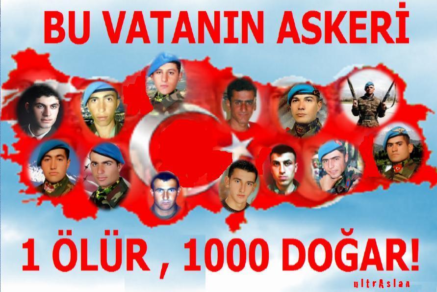ŞEHİT TÜRKÜSÜ.
