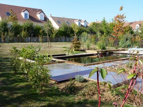 Piscine naturelle et baignade naturelle piscine naturelle for Piscine yvelines