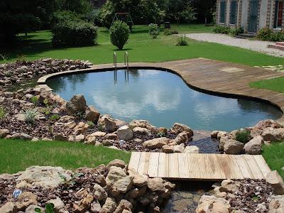 piscine naturelle 30 m. Black Bedroom Furniture Sets. Home Design Ideas