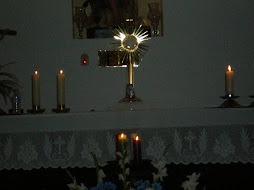 JESUS EN LA PARROQUIA