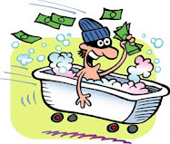 A banheira da prosperidade!!!