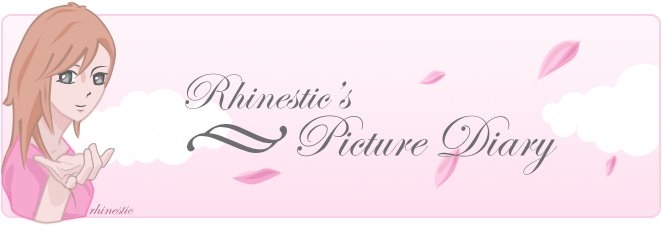 Rhinestic's Picture Diary