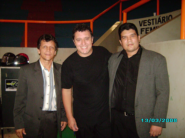 Pr. WLADEMIR FURTADO, NANI AZEVEDO E DIACONO DARIOSVALDO