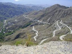 Cruzando La Cordillera