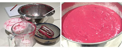beetroot cake attempt 1