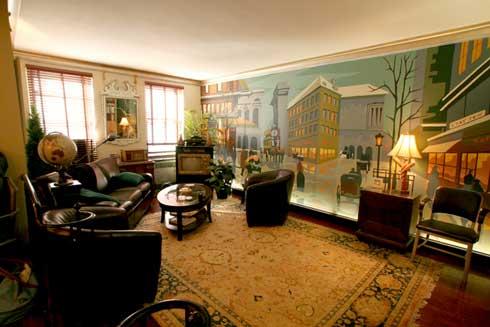 Dream Interior Design Living