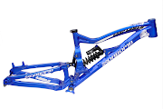 . selected riders using Da Bomb's flagship 2011 DH bike the Tsar Bomba. (cobalt tsar da bomb)