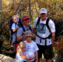 Hiking October 2009