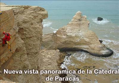 Resurgimiento de la Reserva Nacional de Paracas