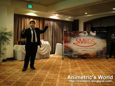 Smilds online media launch