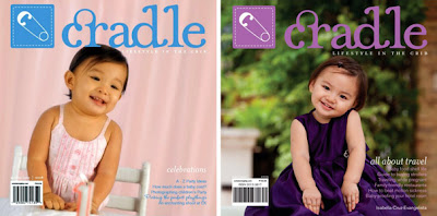 Cradle Magazine by October Eighty Publications