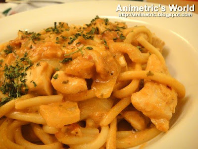 Chicken Pasta Bigoli at Bigoli SM North Edsa Annex