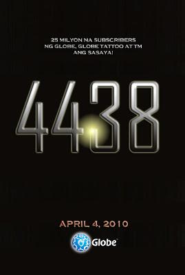 Globe 4438