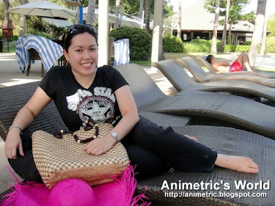 Animetric at Anvaya Cove with Neutrogena
