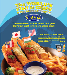 Fosh & Co's The World's Fish and Chips