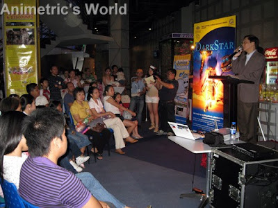 Gala premiere of DarkStar Adventure at Nido Science Discovery Center