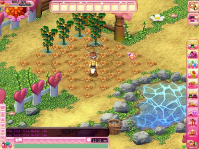 Farming on Hello Kitty Online HKO Philippines