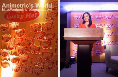 Lucky Me's Kainang Pamilya Mahalaga launch hosted by Tintin Bersola-Babao