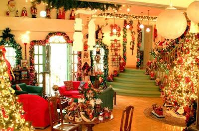 Inside Casa Santa at Jardin de Miramar