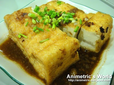 Soy Tofu at Feng Wei Wee